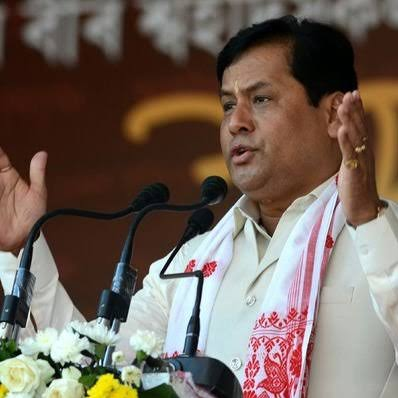 Sonowal requests other states to aid stranded people of Assam