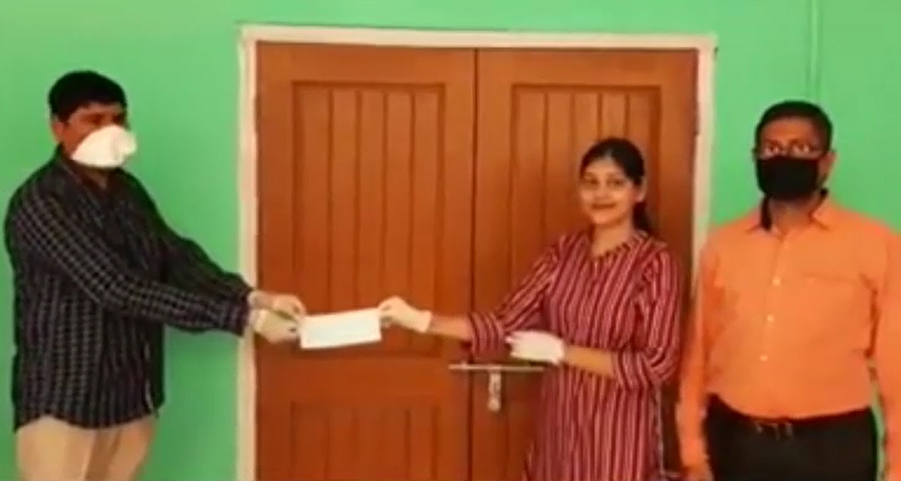 College student donates Rs 1.93 lakh in Assam