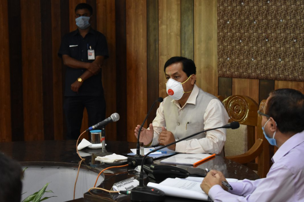 Health and hygiene of tea workers advocated by Sonowal
