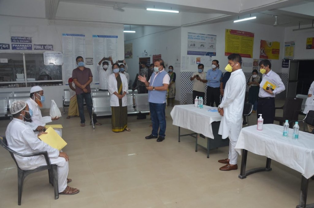 One more COVID-19 patient discharged in Assam