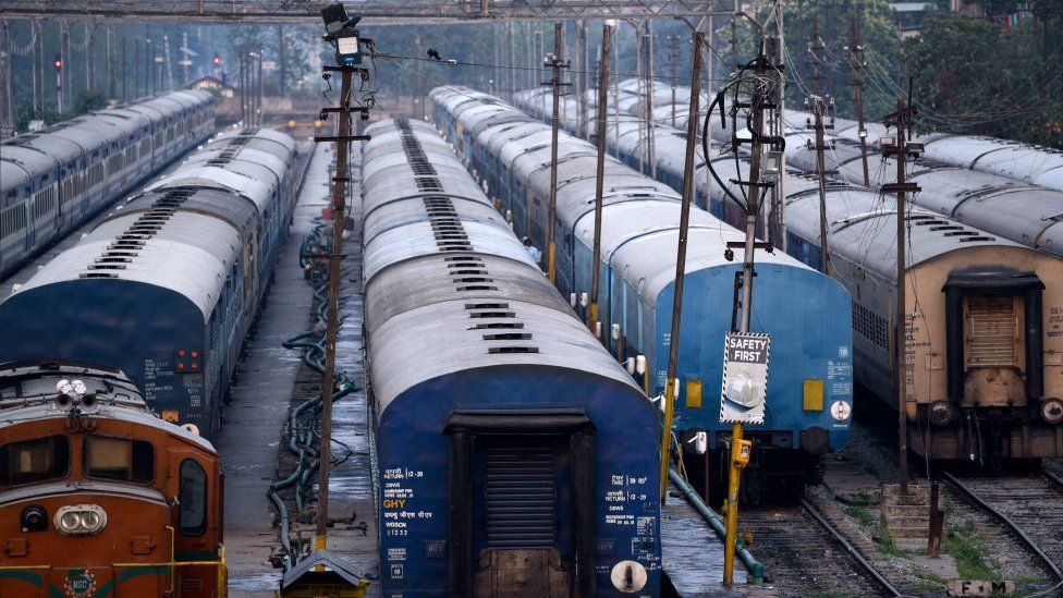 NF-railway adopts strategy to fight against COVID19