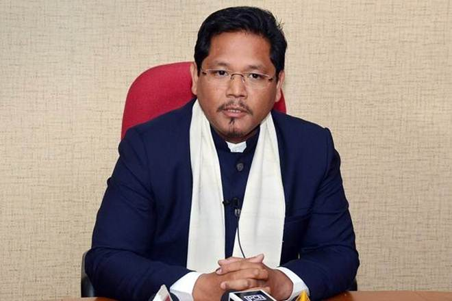 Meghalaya CM suggested for an Economic Task Force