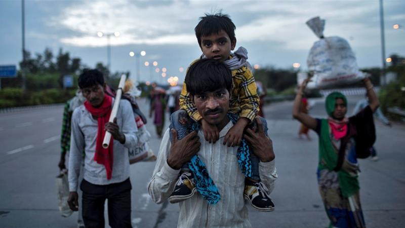 Migrant laborers struggling to survive in Assam