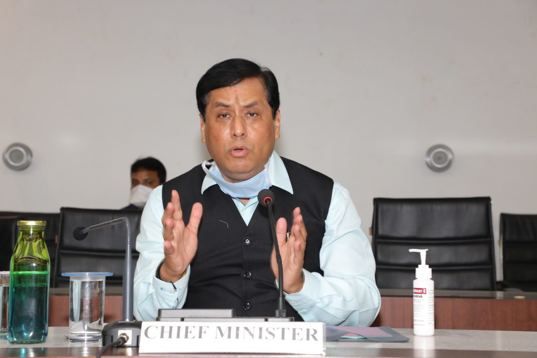 Strategy for the movement of stranded people: Assam