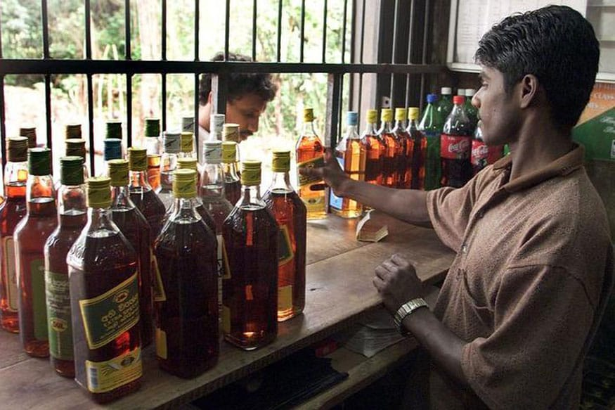 Assam has collected Rs 100 crore from liquor sales