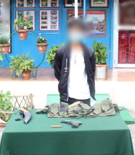 NSCN militants apprehended in Arunachal Pradesh