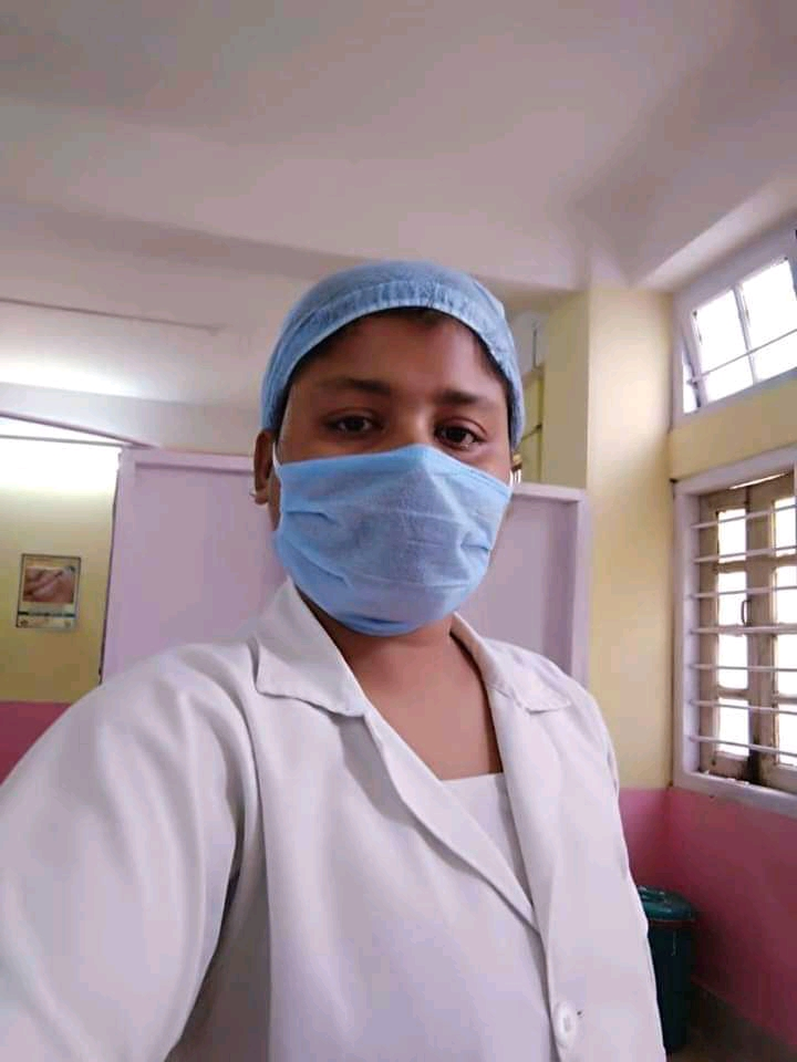 Assam COVID warrior nurse renders service till her wedding day