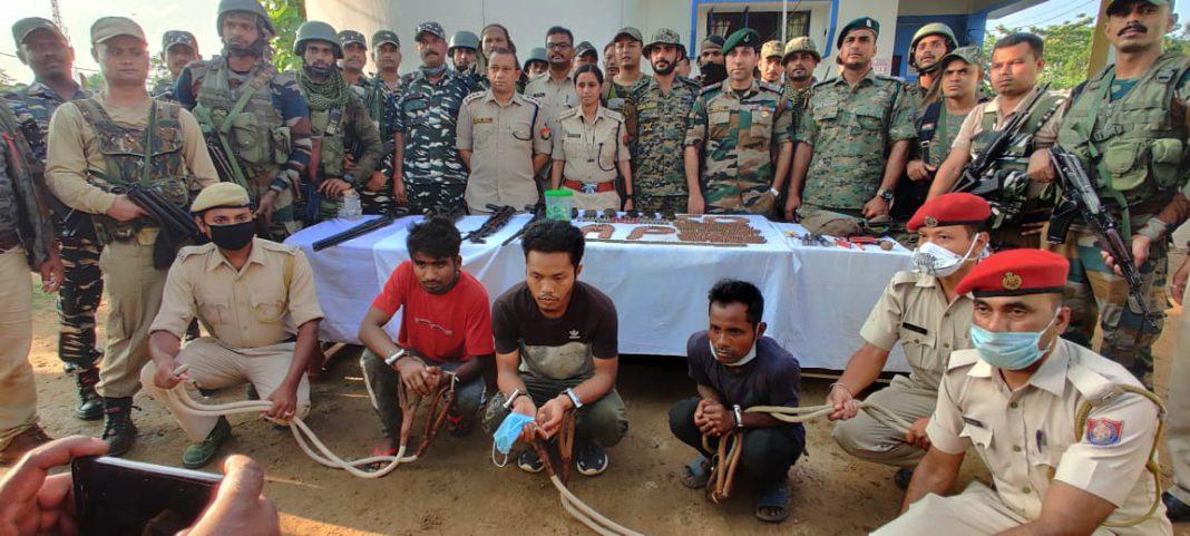 Rhino Poachers in Assam