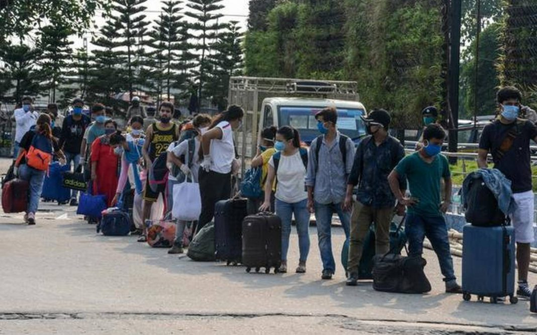 COVID-19 cases in Sikkim