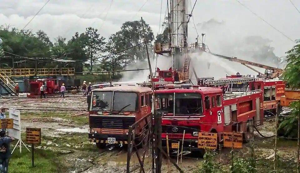 Two firefighters die in Baghjan Oil Field