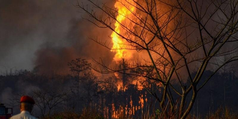 Assam Government takes help from experts to control Baghjan fire