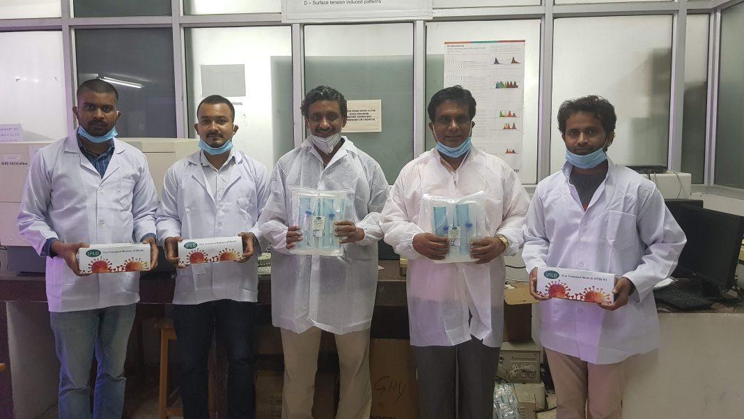 IIT Guwahati develops high quality and affordable kits