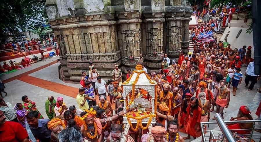 Kamakhya temple to not allow devotees for Ambubachi Mela