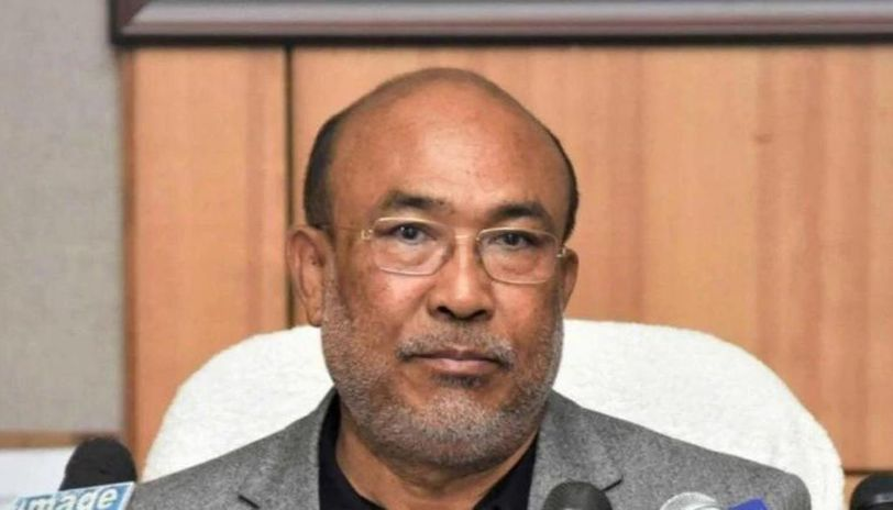 Motion of No Confidence against N. Biren Singh Govt.