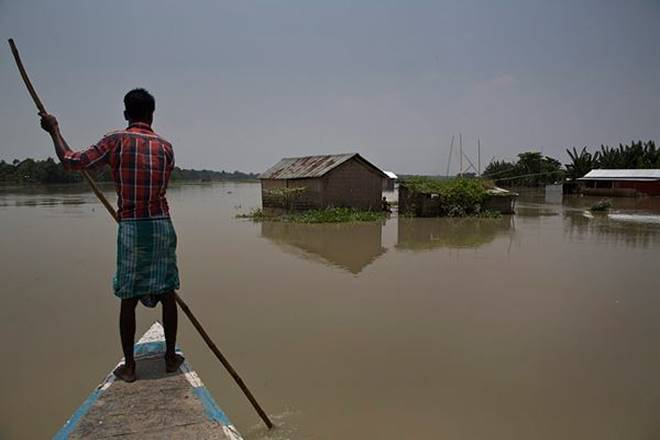 Assam floods death toll rises to 20
