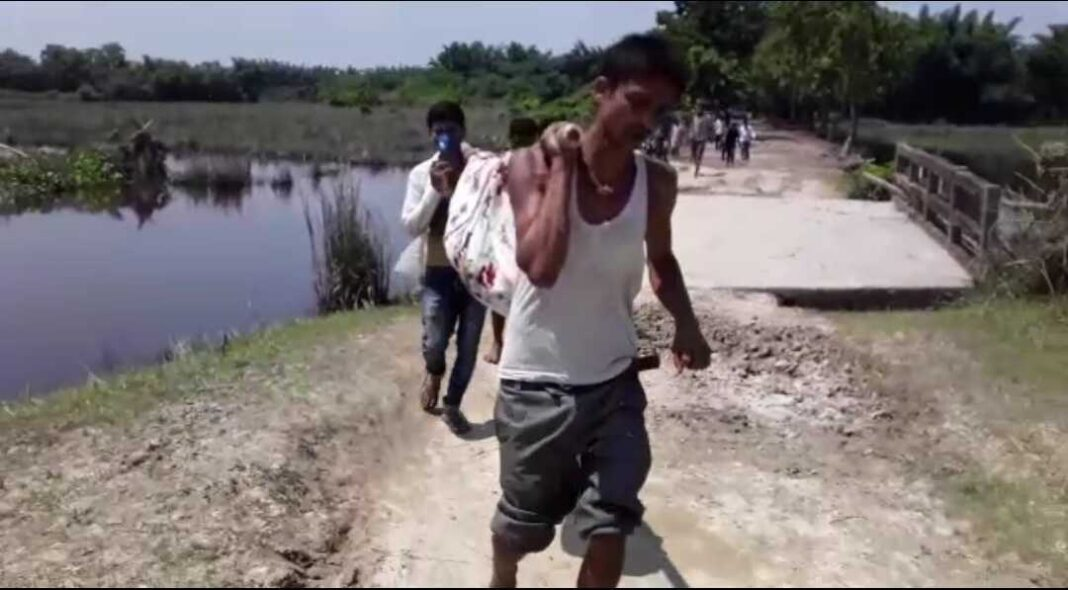 Assam village