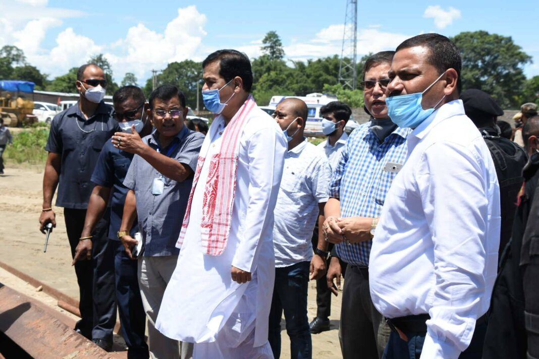 Sonowal asks district administrations to undertake survey at grass root