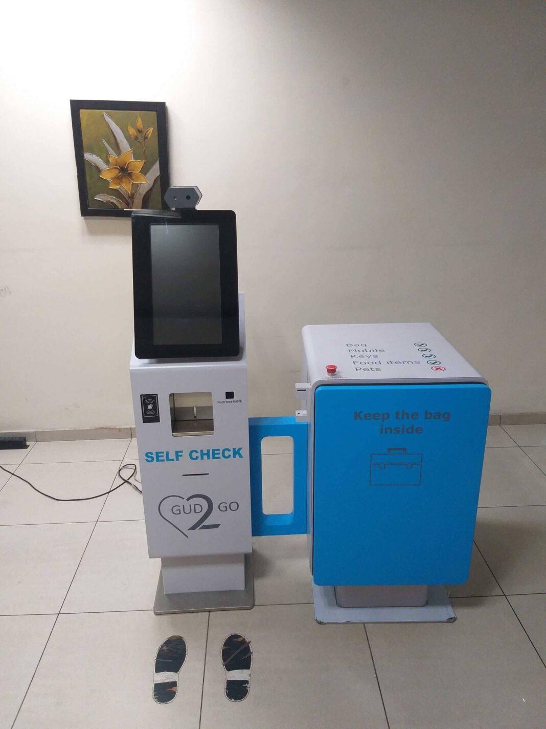 IIT Guwahati develops a first-of-its-kind Self Check Kiosk