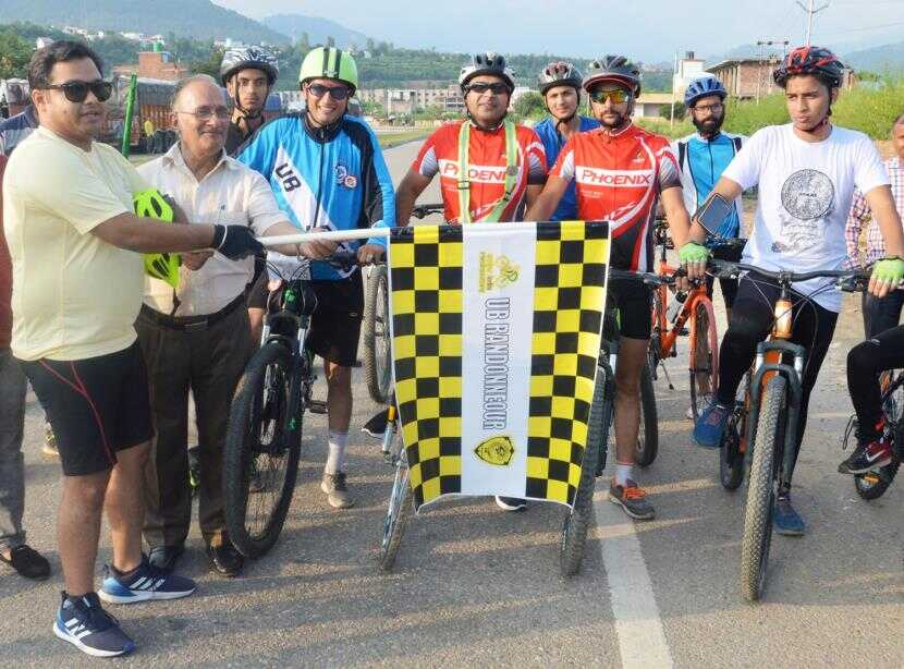 Fit India Awareness Cycling Rally