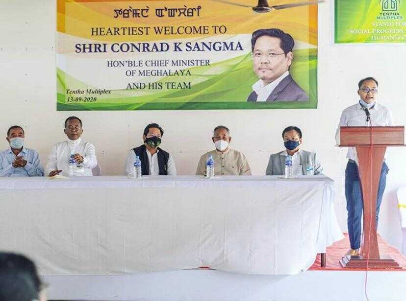 NPP joins hands with Congress ally in Manipur; launches campaign against BJP