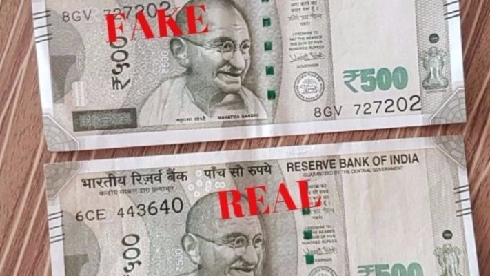 BSF seizes fake Indian currency notes in Meghalaya