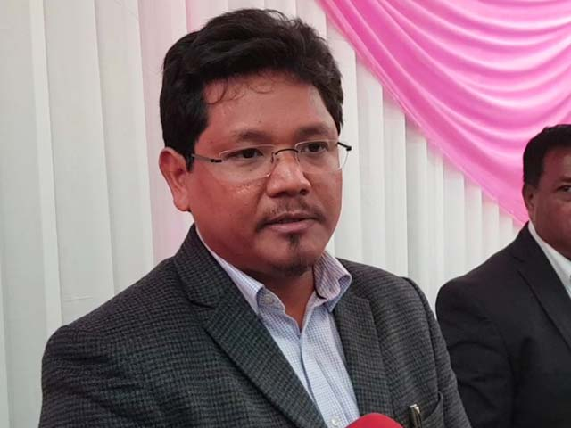 Meghalaya CM backs Gorkhaland demand writes to Centre