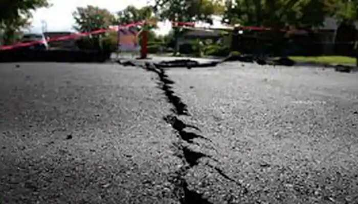 Medium intensity earthquake jolts Assam