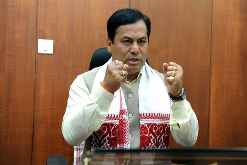 Sonowal directs SLPRB to conduct re-exam of SI recruitment of Assam police