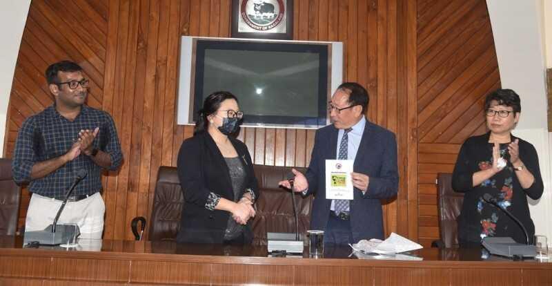 Nagaland education department launches online portals
