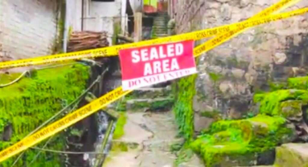 Nagaland: Kohima DC lifts all sealed areas notified on or before Sep 9