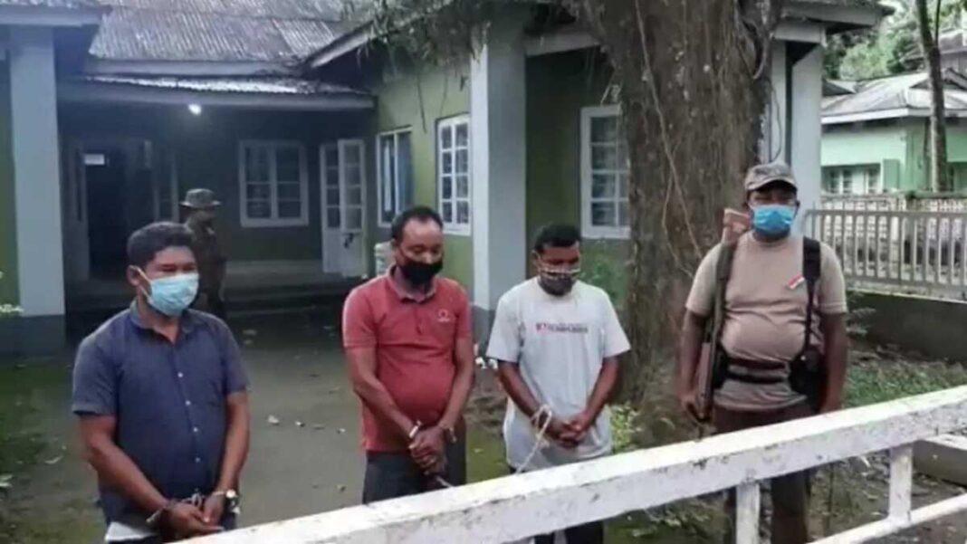 7 nabbed for illegal rhino horn trading in Assam
