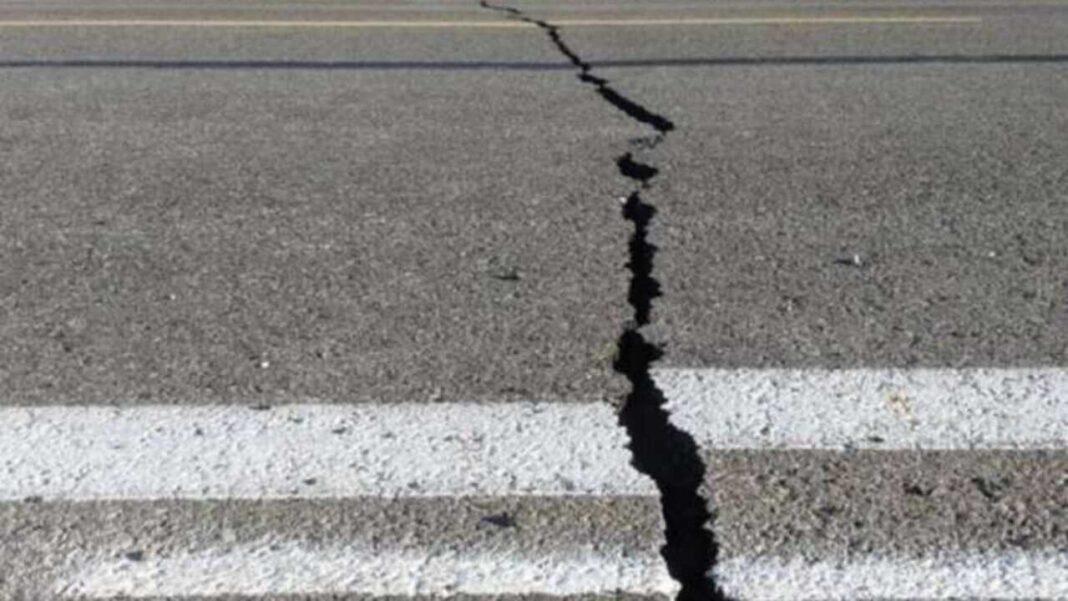 tremors in Mizoram