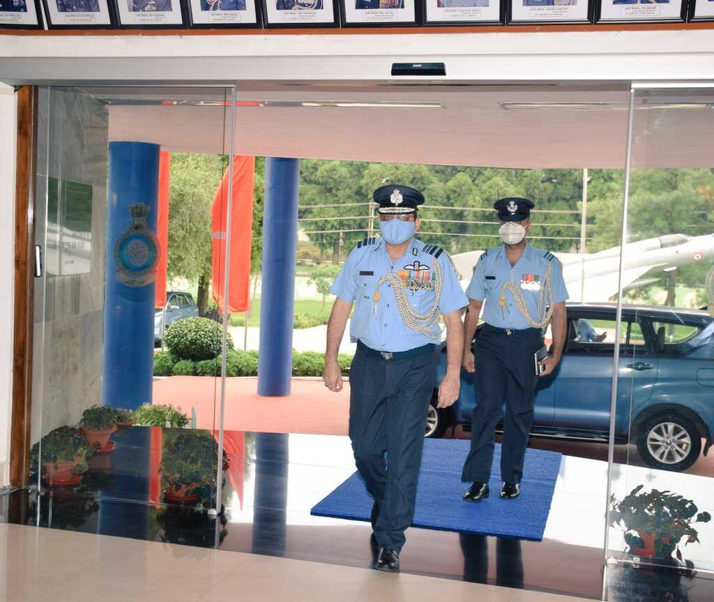 Air Marshal Amit Dev takes charge Air Officer C-in-C of Eastern Command