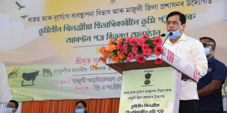 15 years rule of Congress in Assam is the epitome of corruption: Sonowal