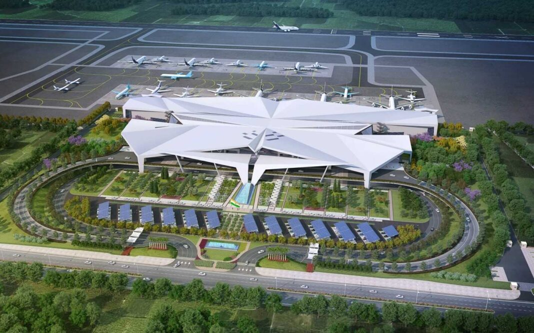 New terminal building coming up at AAI's Guwahati airport