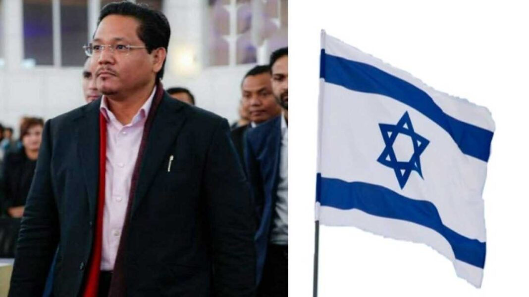 Meghalaya Gov joins hands with Israel on improving farmer's conditions