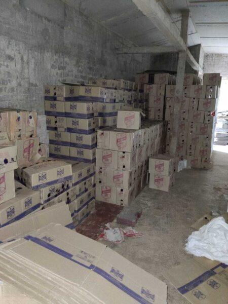 Assam excise department seized 918 cases of illegal liquor