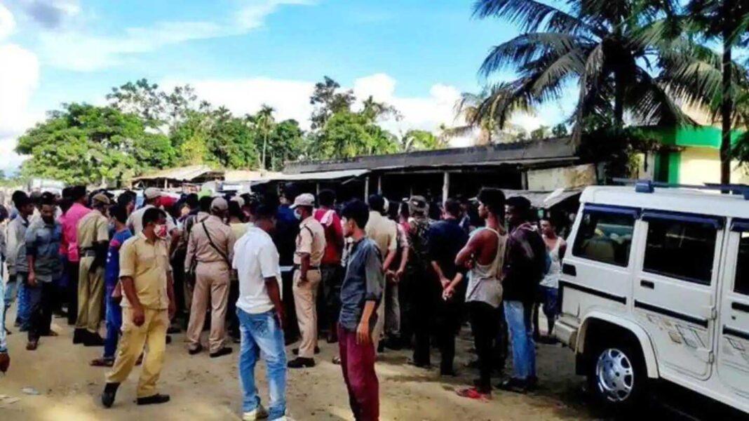 Assam-Mizoram border row: 7 Mizos injured in clash