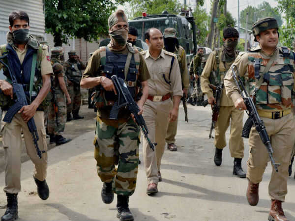 Security forces refute false allegations by NSCN (IM)