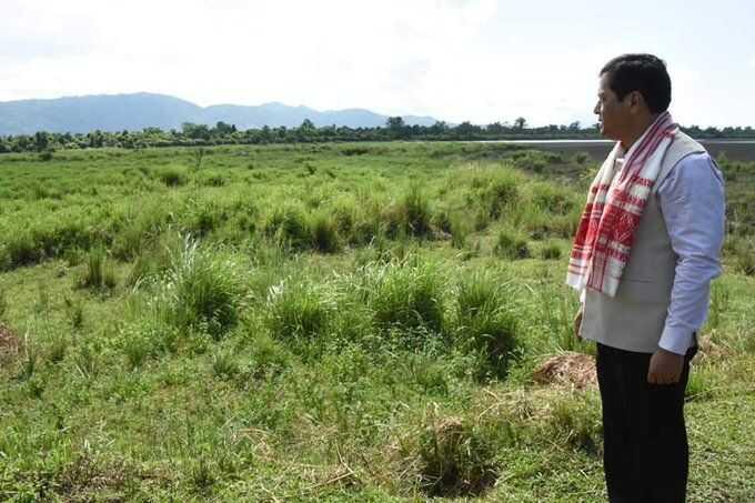 Assam CM Sonowal reopens Kaziranga National Park for tourists