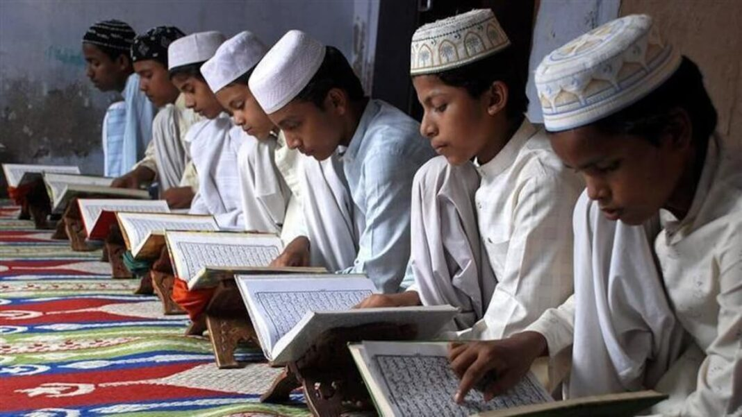 AIUDF, Muslim clerics oppose the Assam government's plan to bring private Madrassas under a regulation