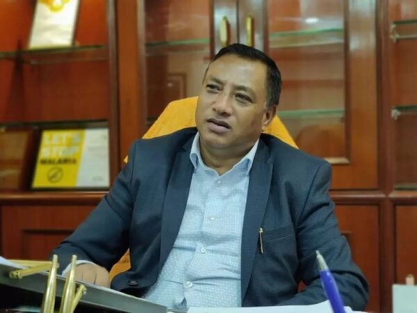 Health Minister of Meghalaya tests positive for COVID