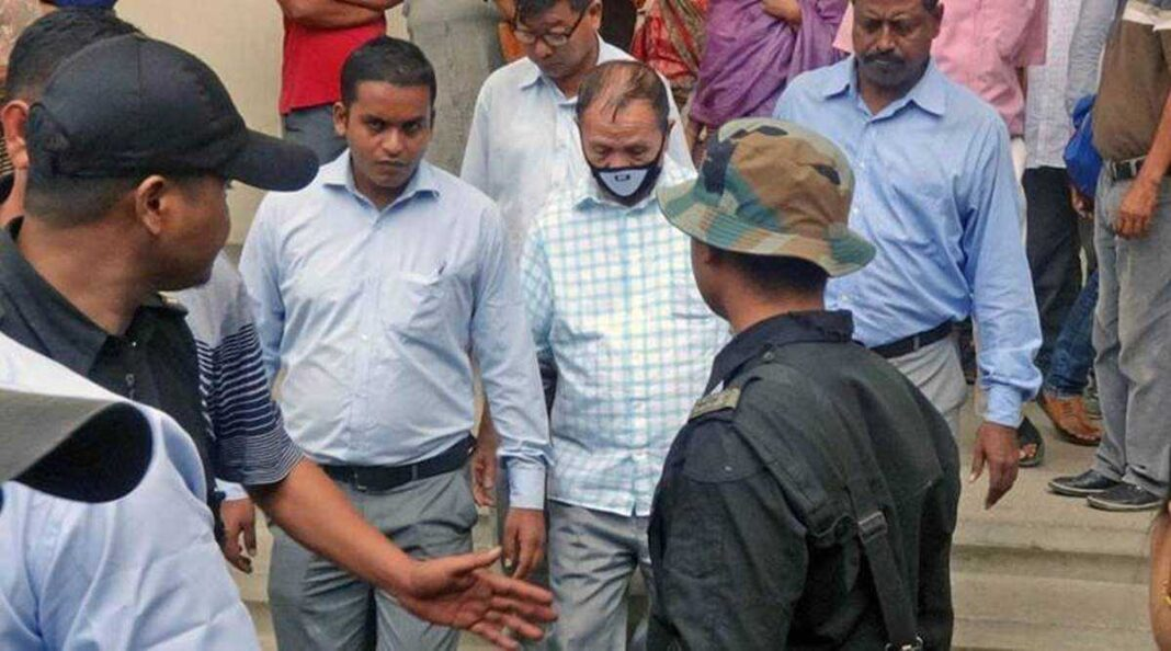Manipur: NIA court frames charges against Congress MLA and others in arms missing case