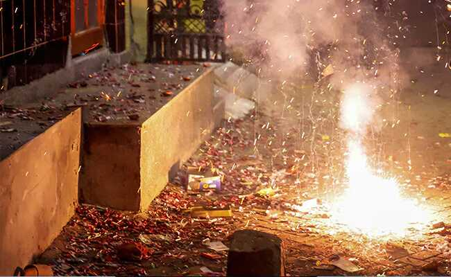 Sikkim government ban use of firecracker