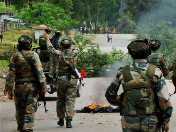 Assam-Nagaland border: Tension continues on the third day
