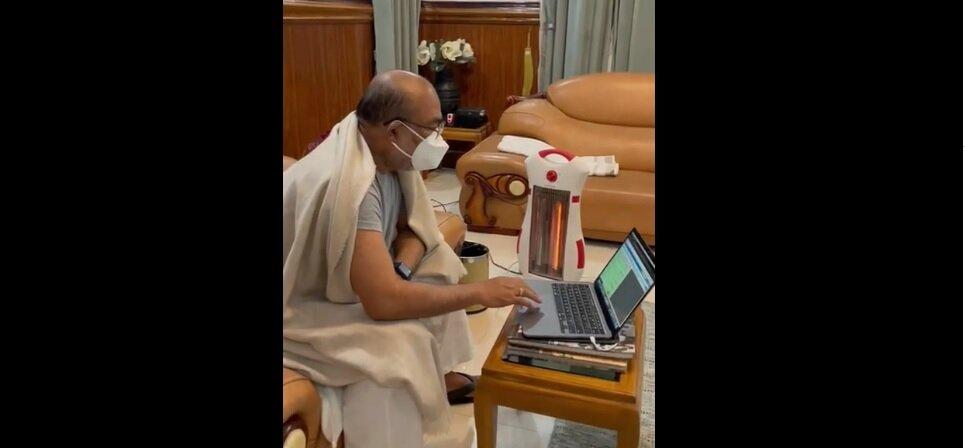 CM N Biren Singh