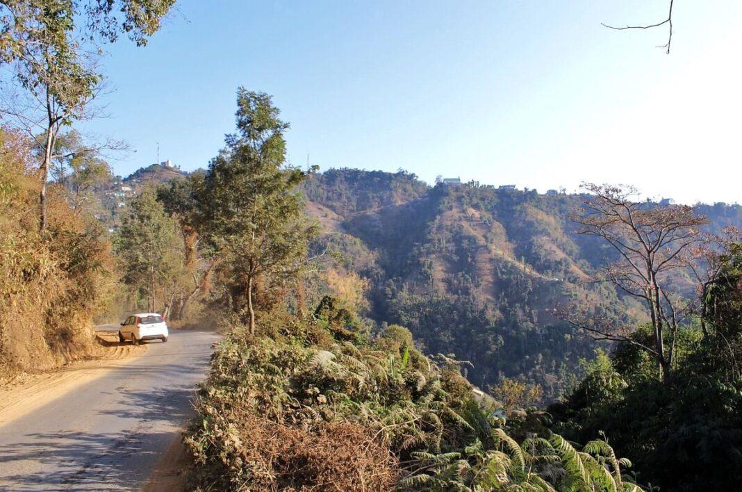 Assam territory