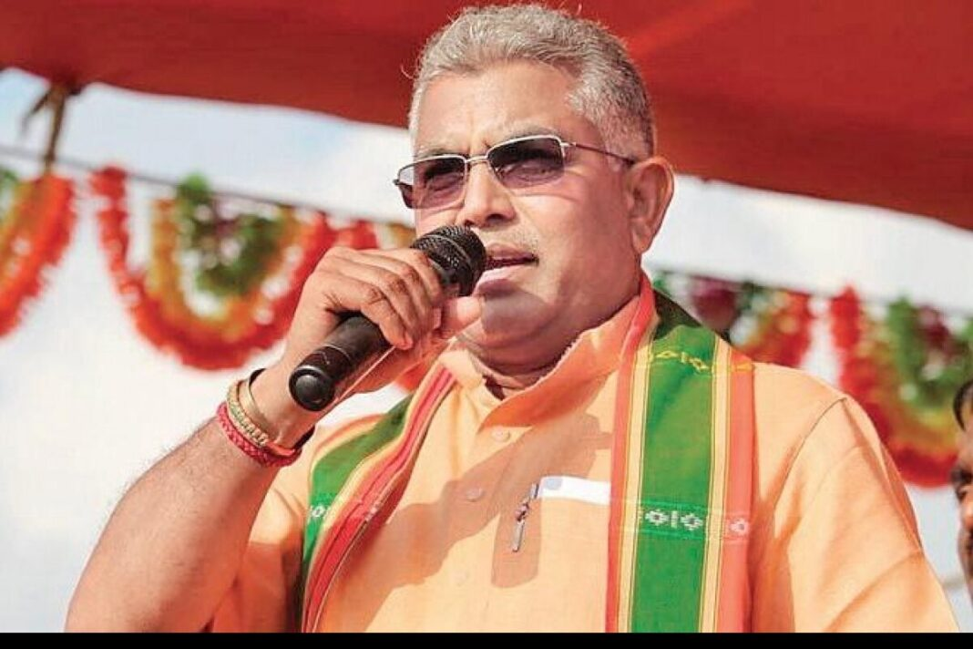 BJP Dilip Ghosh