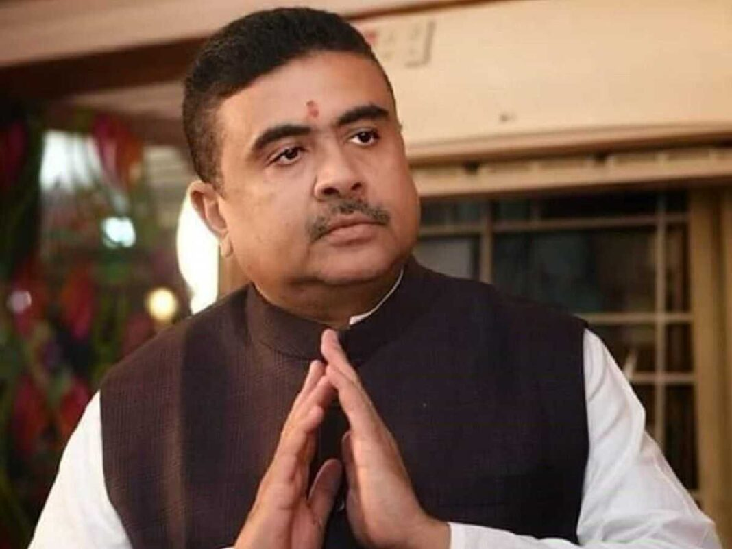 Bengal Minister Suvendu Adhikari resign from his post