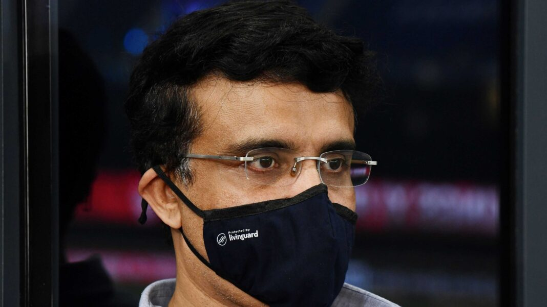 BCCI president Sourav Ganguly hospitalized after chest pain